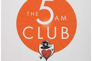 Book Review: The 5 AM Club by Robin Sharma