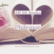 All 66 Books: Philemon
