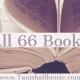 All 66 Books: Getting Started
