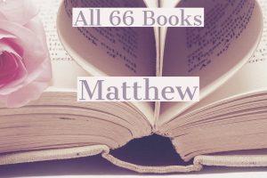 All 66 Books: Matthew