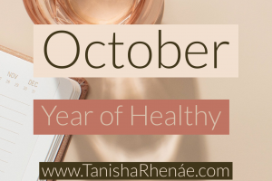 Year of Healthy: October