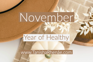 Year of Healthy: November