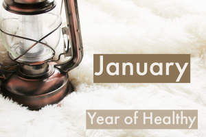 Year of Healthy: January