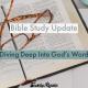 Bible Study Update